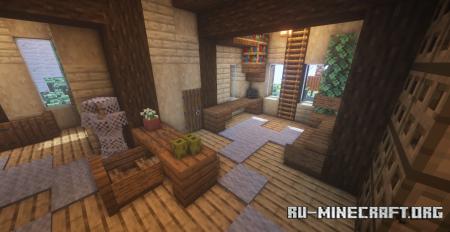 Скачать SteamPunk Mansion для Minecraft