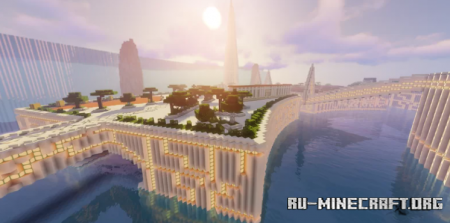Скачать Atlantis by tboul502 для Minecraft