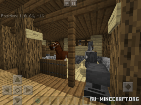 Скачать Minus-Wondermin Park by Minmintyfusk для Minecraft PE