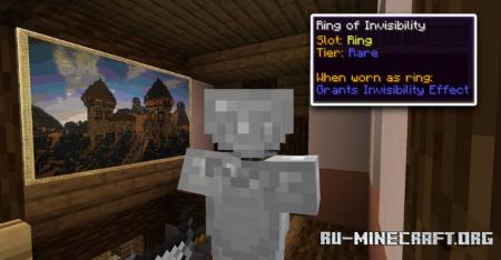 Скачать Rings of Ascension для Minecraft 1.17.1