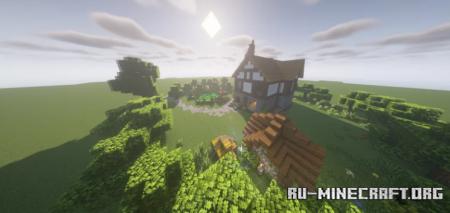 Скачать Farm House - Map - World для Minecraft