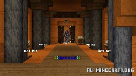 Скачать Ultimate 1v1 для Minecraft PE