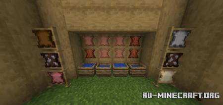 Скачать EX Leather для Minecraft PE 1.17