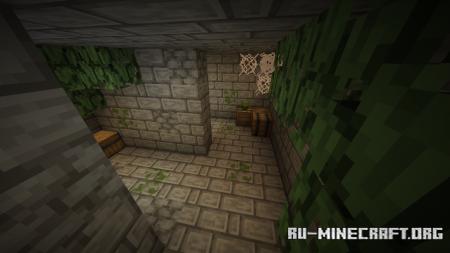 Скачать Hope To Escape by Zel для Minecraft