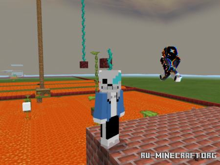 Скачать George's DeadRun для Minecraft PE