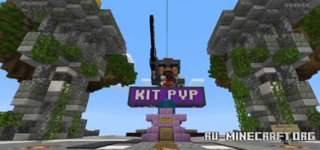 Скачать Extreme Kit-PVP для Minecraft PE