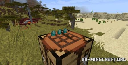 Скачать Visual Workbench для Minecraft 1.16.5