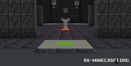 Скачать Parkour Map with Boss Battle для Minecraft