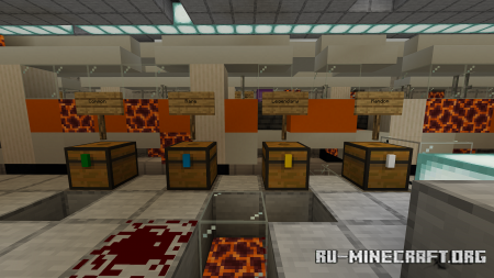 Скачать Zombobs by Fluffyalien1422 для Minecraft PE
