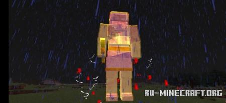 Скачать Gods Of Olympus для Minecraft PE 1.17