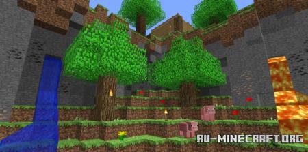 Скачать Golden Days для Minecraft 1.17