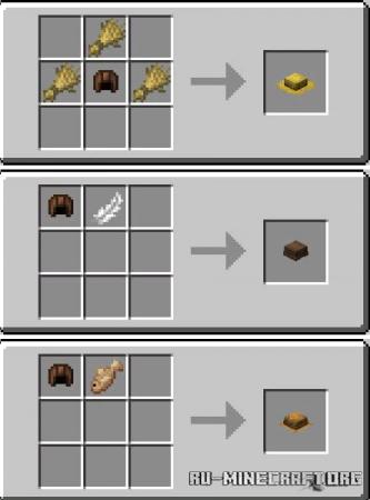 Скачать Goosik's Villager Hats для Minecraft 1.17.1