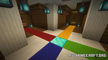 Скачать The Minigame Gameshow для Minecraft