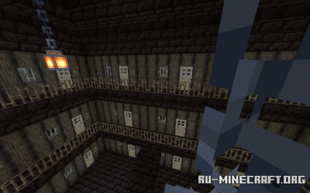 Скачать Escape The Prison by Rhogar для Minecraft