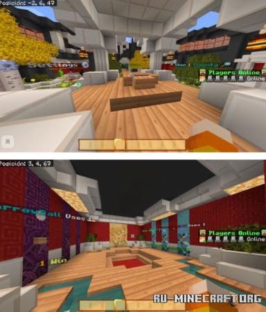 Скачать Parkour Master R для Minecraft PE