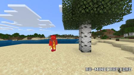 Скачать Be Zombie для Minecraft PE 1.9