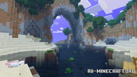 Скачать Ultra Engine Shader для Minecraft PE 1.14