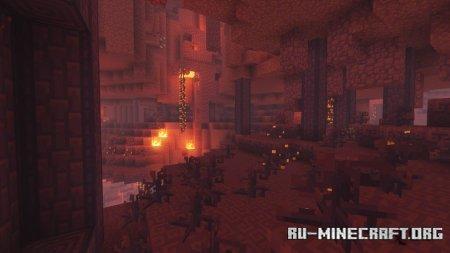 Скачать Dandelion X для Minecraft 1.17