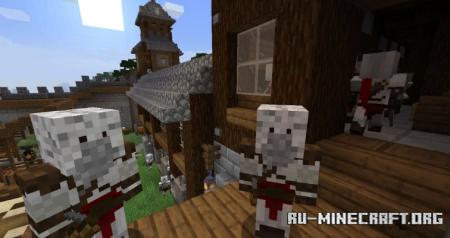 Скачать Tale of Kingdoms: A New Conquest для Minecraft 1.17.1