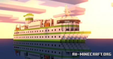 Скачать MV Dona Beatriz 2022 для Minecraft