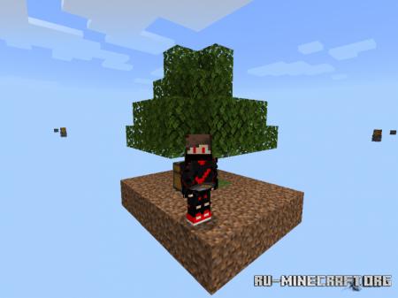 Скачать One Block by MaiconAF для Minecraft PE