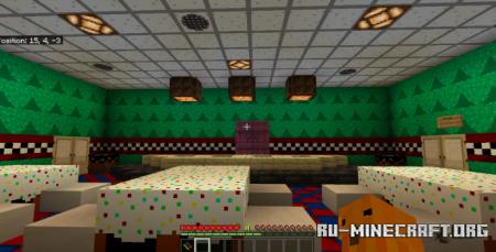Скачать Trion's Burger для Minecraft PE