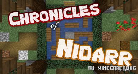 Скачать SkyBlock: Chronicles of Nidarr для Minecraft