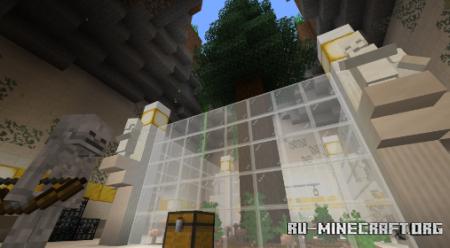 Скачать The Greenhouse Soul Spawners для Minecraft