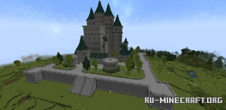 Скачать Kingdom of Liones Seven Deadly Sins для Minecraft