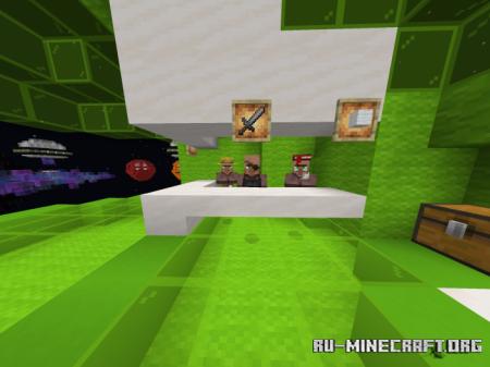 Скачать TYA - BedWars V2 для Minecraft PE