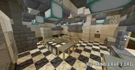 Скачать Escape The Restaurant для Minecraft