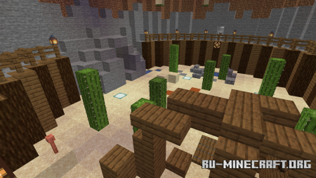 Скачать The Graveyard Tale для Minecraft