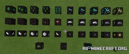 Скачать ThunderNull's Pakour Blocks для Minecraft PE 1.17