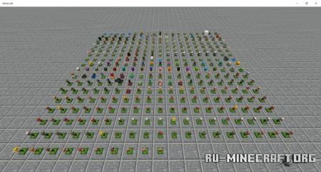 Скачать Vanilla Figurines Add-on для Minecraft PE 1.17