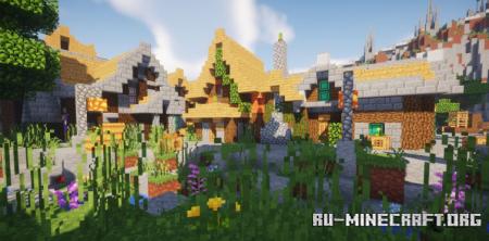 Скачать Jicklus Resource [16x] для Minecraft 1.17