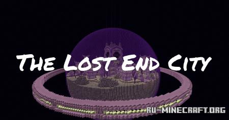 Скачать The Lost End City для Minecraft