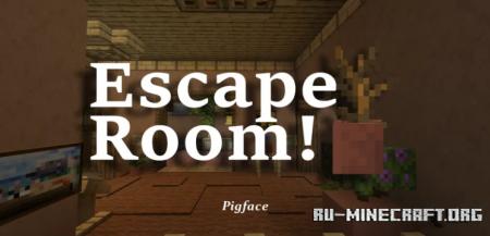 Скачать Horticultural Escape Room для Minecraft