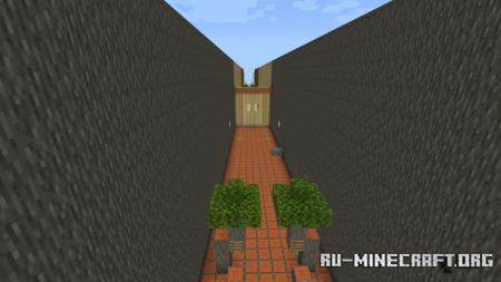 Скачать 1V1 Parkour Run для Minecraft PE