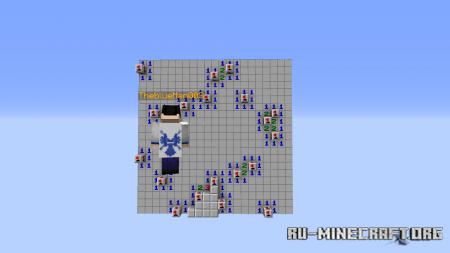 Скачать Minesweeper Royal для Minecraft