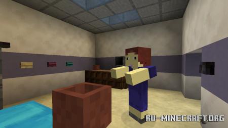 Скачать Until Mine Comes для Minecraft