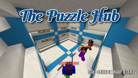 Скачать The Puzzle Hub для Minecraft