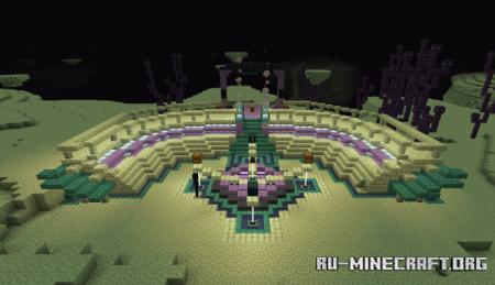 Скачать Abstract's Recraft: An Overhaul Add-on для Minecraft PE 1.17