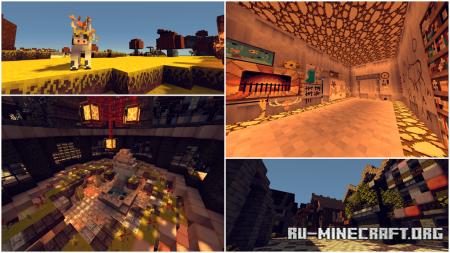Скачать Jolicraft [16x] для Minecraft 1.16