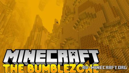 Скачать The Bumblezone для Minecraft 1.17.1