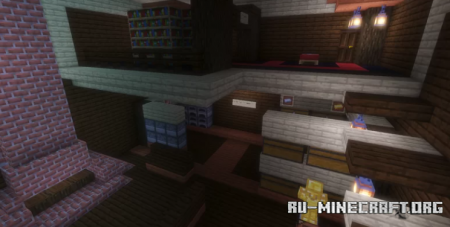 Скачать The Marina by WeAreSteve для Minecraft