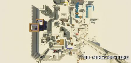 Скачать De_Sandstorm для Minecraft