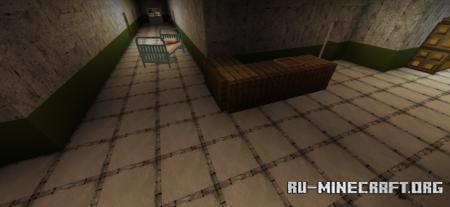 Скачать Specimen Zero Horror для Minecraft PE