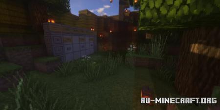 Скачать Basebuilders Minigame by KustiD для Minecraft