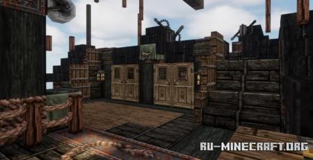 Скачать The Jackdaw для Minecraft