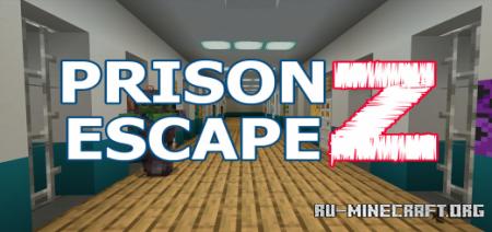 Скачать Prison Escape: Z для Minecraft PE